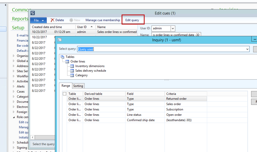 Managing your Microsoft Dynamics AX 2012 business with Role